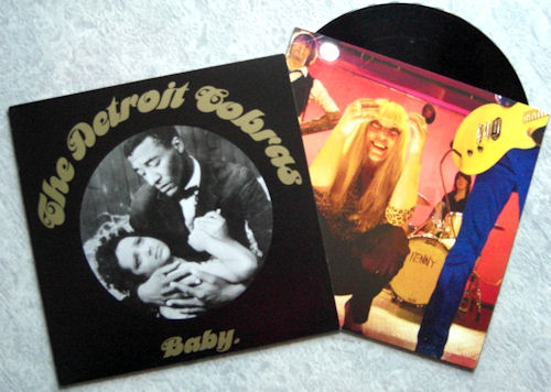 The Detroit Cobras - Baby