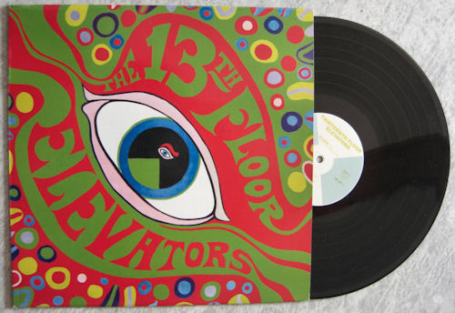 The 13th Floor Elevators The Psychedelic Sounds Of The 13th Floor Elevators