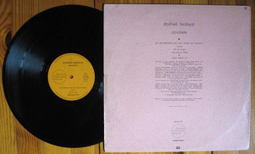 Dashiell Hedayat & Gong - Obsolete