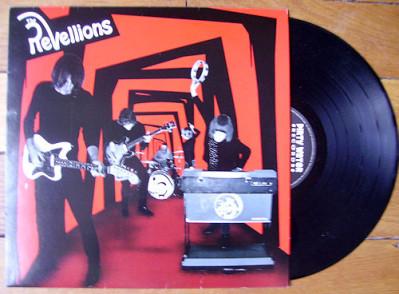The Revellions - The Revellions