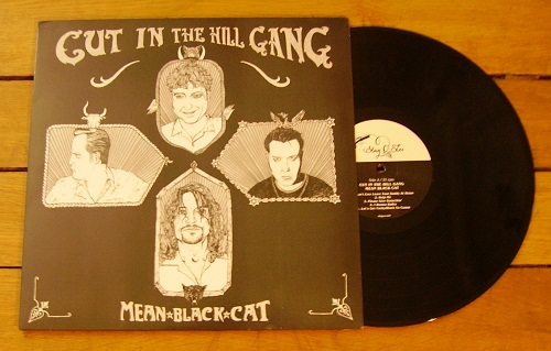 Cut In The Hill Gang - Mean Black Cat