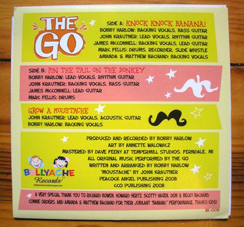 The GO - Knock Knock Banana